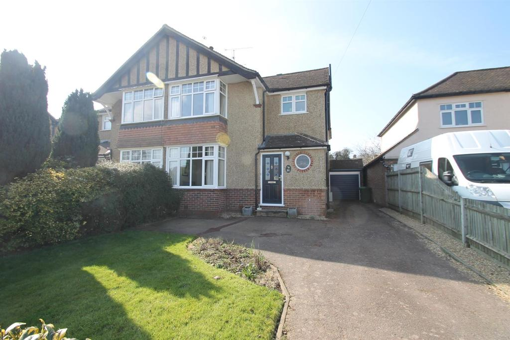 4 Bedrooms Semi Detached House for sale in Maple Avenue, Maidstone