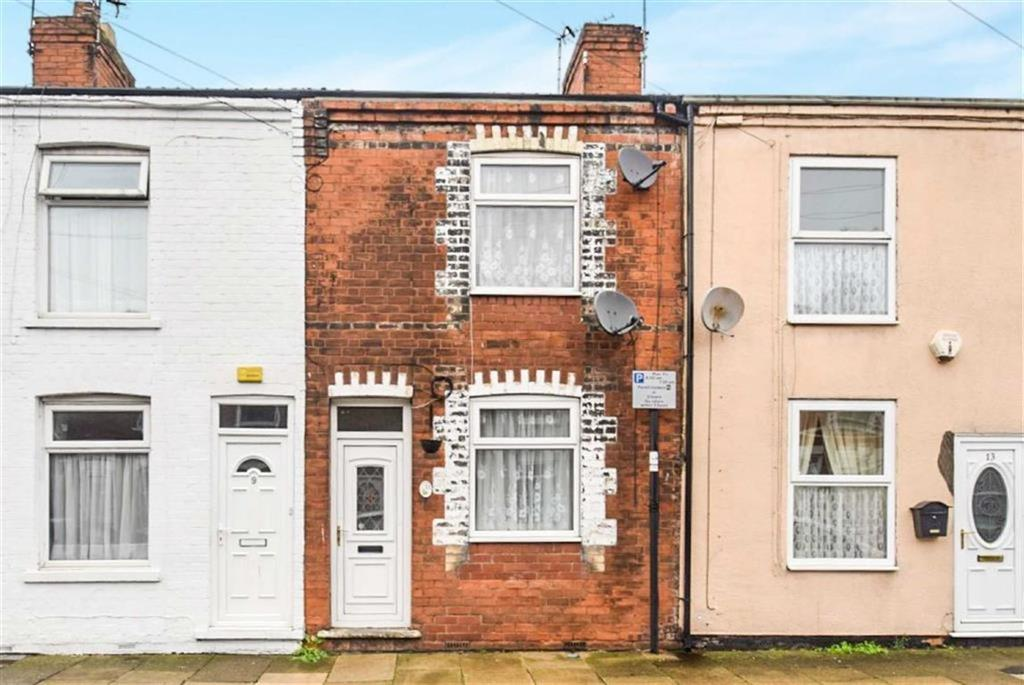 2 Bedrooms Terraced House for sale in Whitby Street, Hull, East Yorkshire, HU8