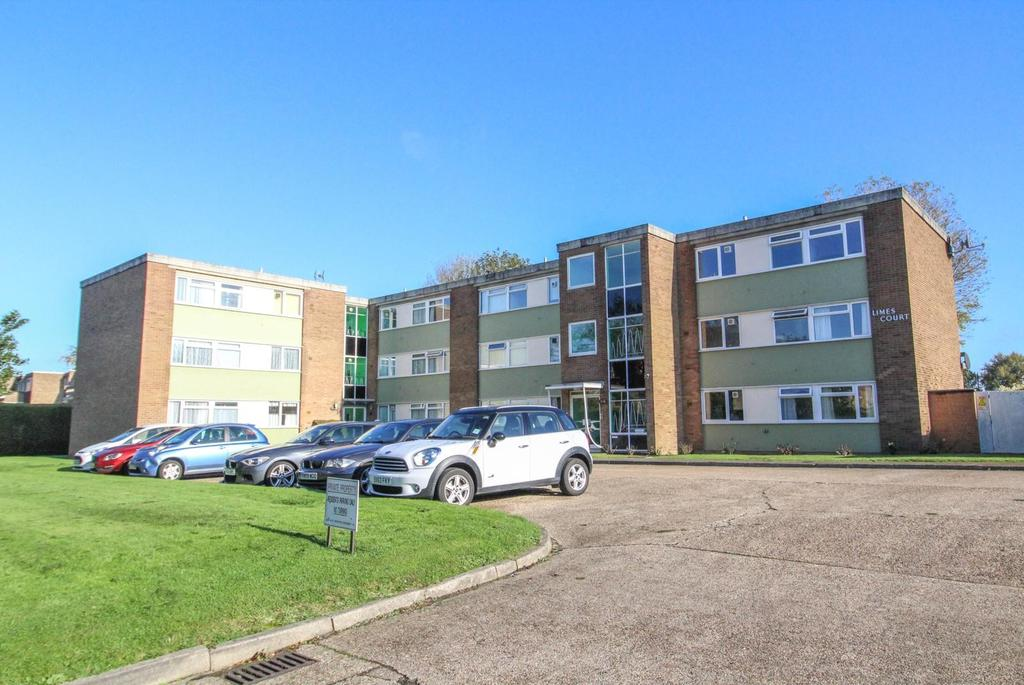 2 Bedrooms Apartment Flat for sale in Limes Court, Sawyers Hall Lane, Brentwood, Essex, CM15