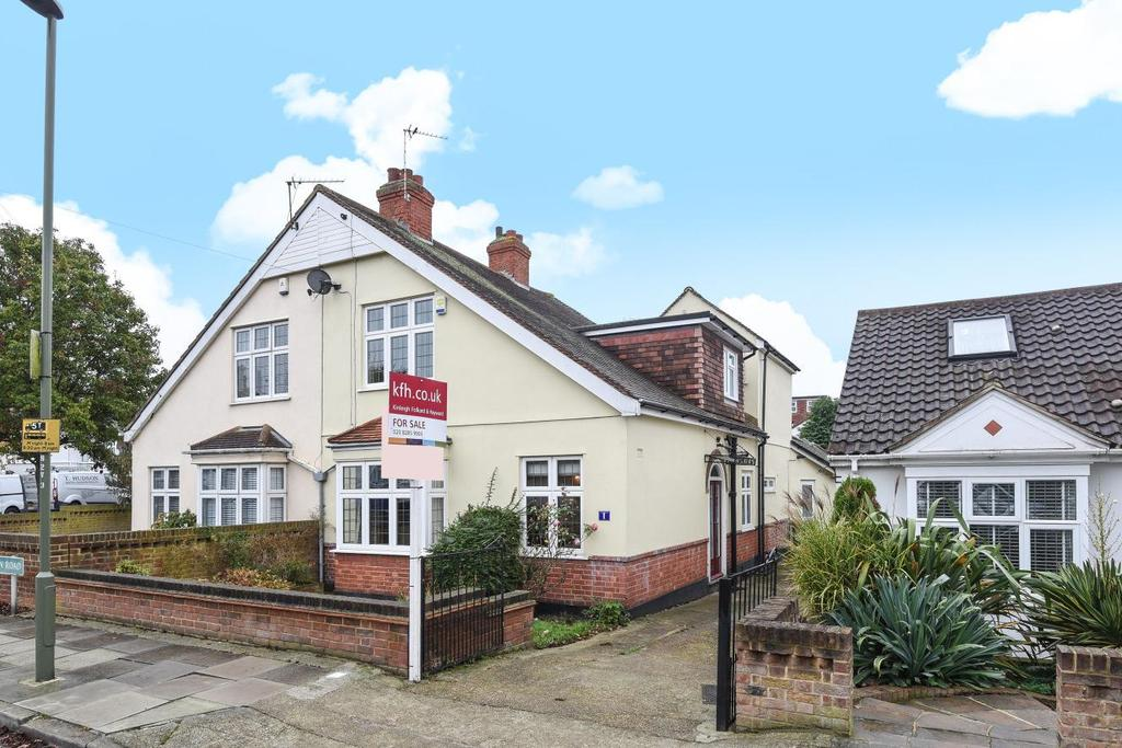 4 Bedrooms Semi Detached House for sale in Walkden Road, Chislehurst