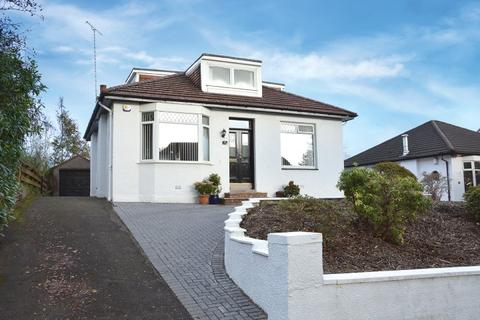 4 bedroom detached bungalow for sale - 16 Cartsbridge Road, Clarkston, G76 8DH