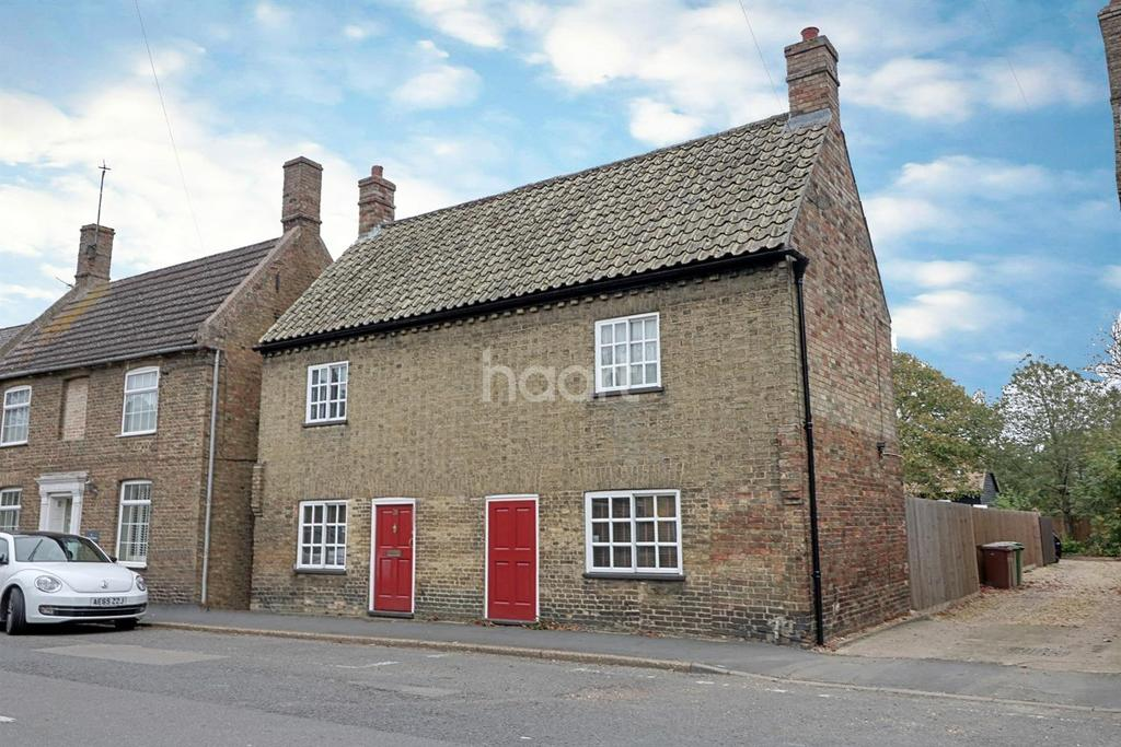 4 Bedrooms Detached House for sale in Chatteris