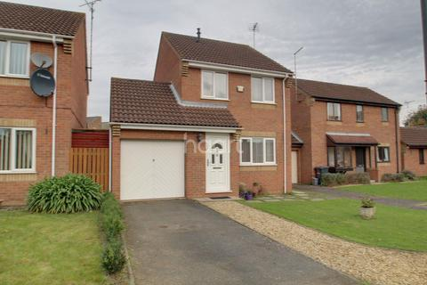 3 bedroom detached house for sale - Melrose Drive, Fletton, Peterborough