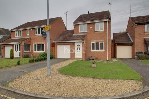 3 bedroom detached house for sale - Melrose Drive, Fletton, Peterborough