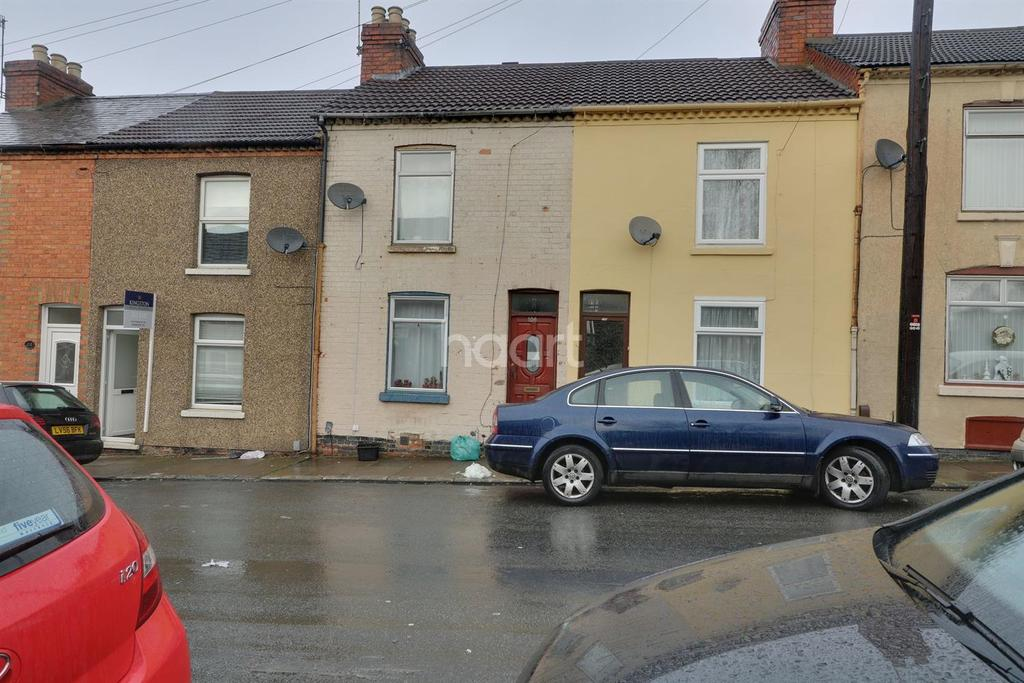 3 Bedrooms Terraced House for sale in Lower Adelaide Street, Semilong, Northampton