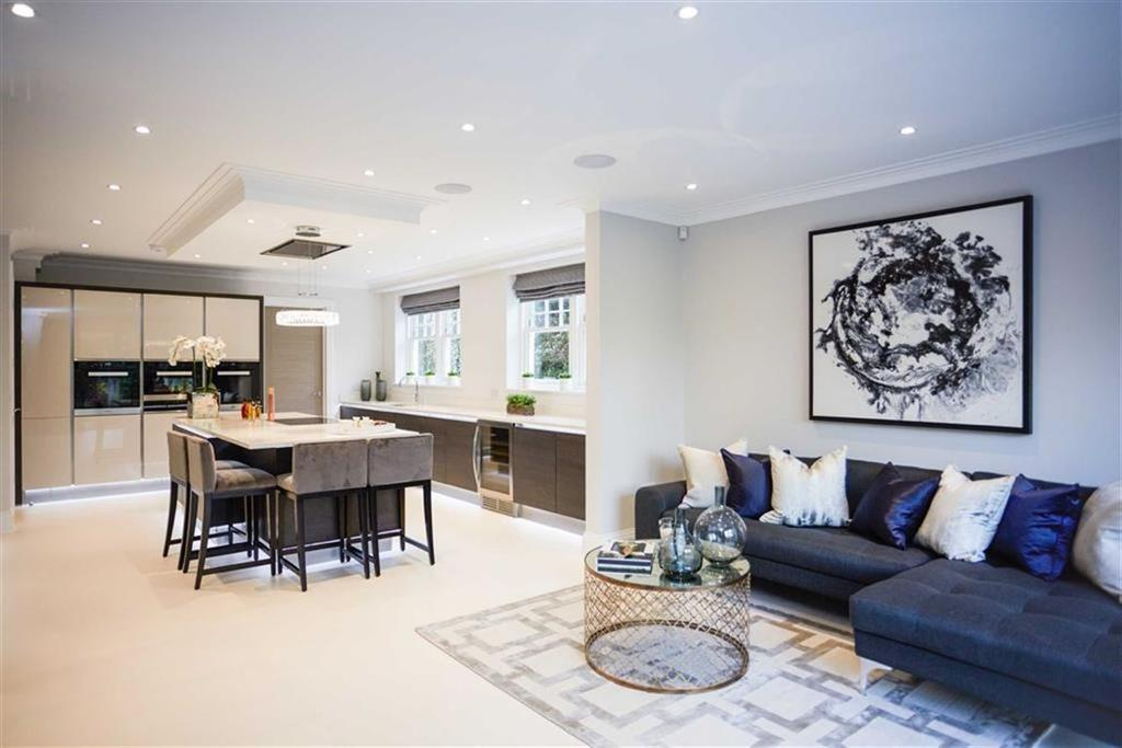 5 Bedrooms Detached House for sale in Arkley Rise, Barnet Road, Arkley, Hertfordshire