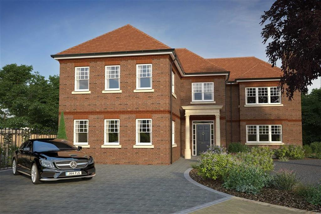 6 Bedrooms Detached House for sale in Arkley Rise, Barnet Road, Arkley, Hertfordshire