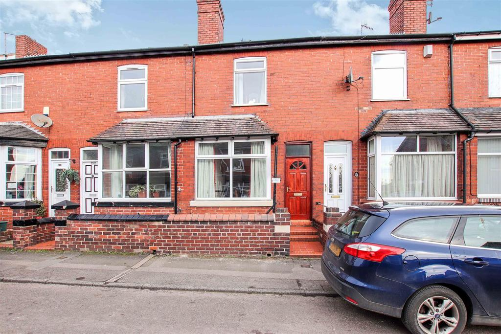 2 Bedrooms Terraced House for sale in Dimsdale Parade West, Wolstanton,Newcastle