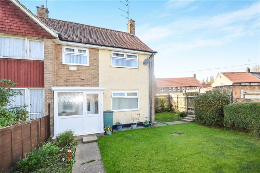 2 Bedrooms Semi Detached House for sale in Anlaby Park Road South, Hull, HU4