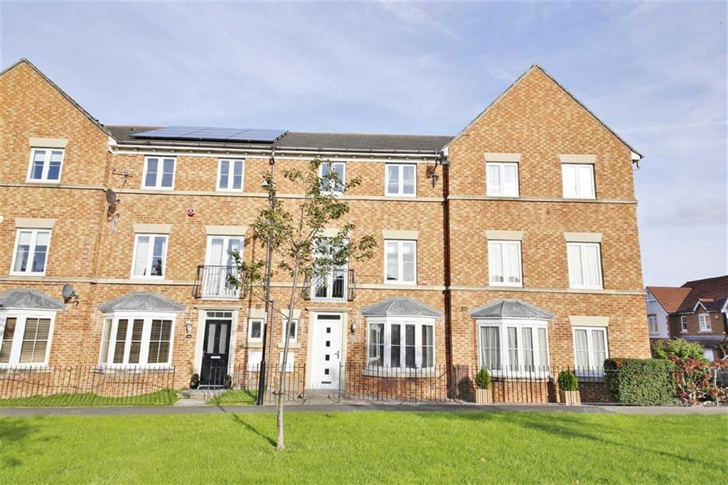 4 Bedrooms Town House for sale in Aylesford Mews, Greystoke Manor, Sunderland, SR2