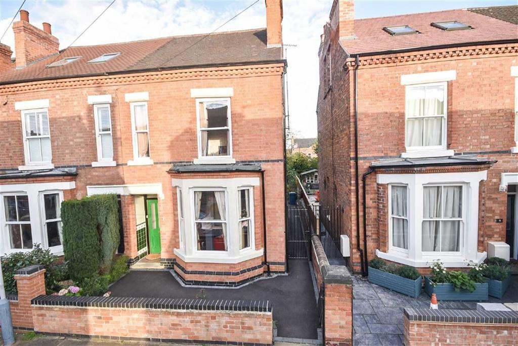 4 Bedrooms Semi Detached House for sale in Highfield Road, West Bridgford