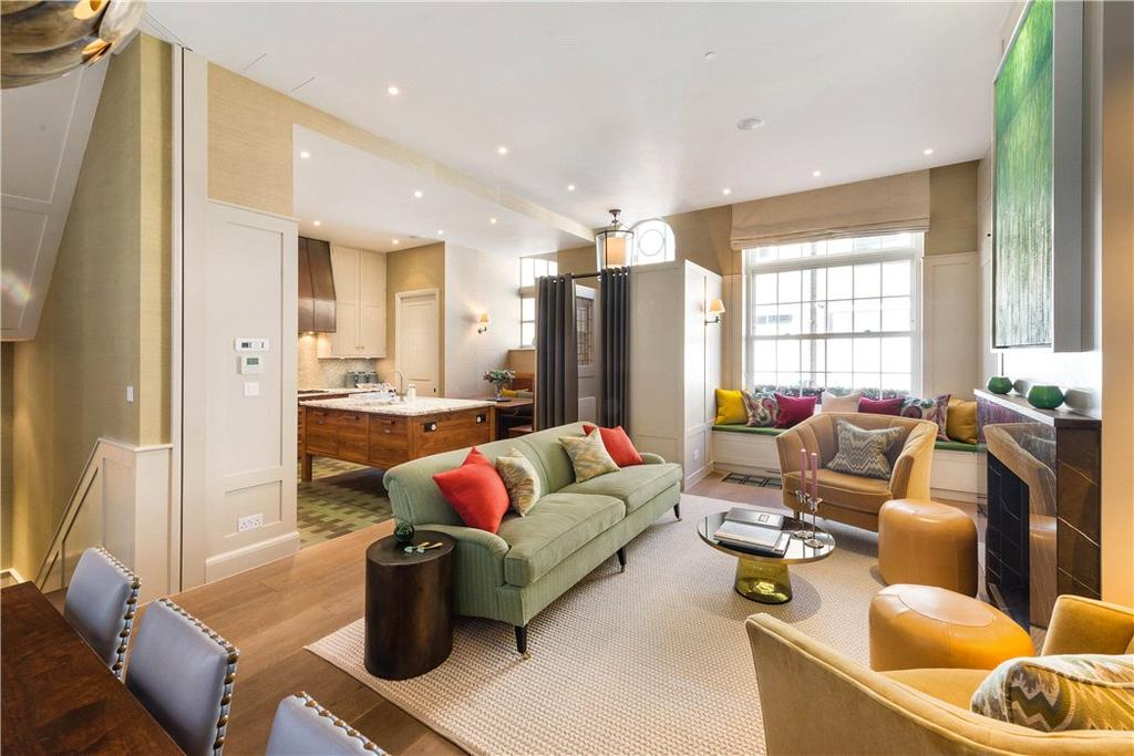 6 Bedrooms Mews House for sale in Clabon Mews, Knightsbridge, London, SW1X