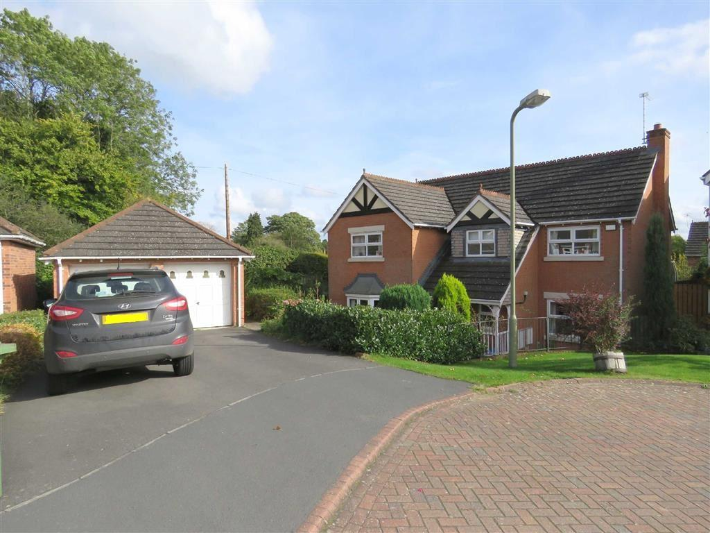 4 Bedrooms Detached House for sale in Hillcrest, Ellesmere, SY12