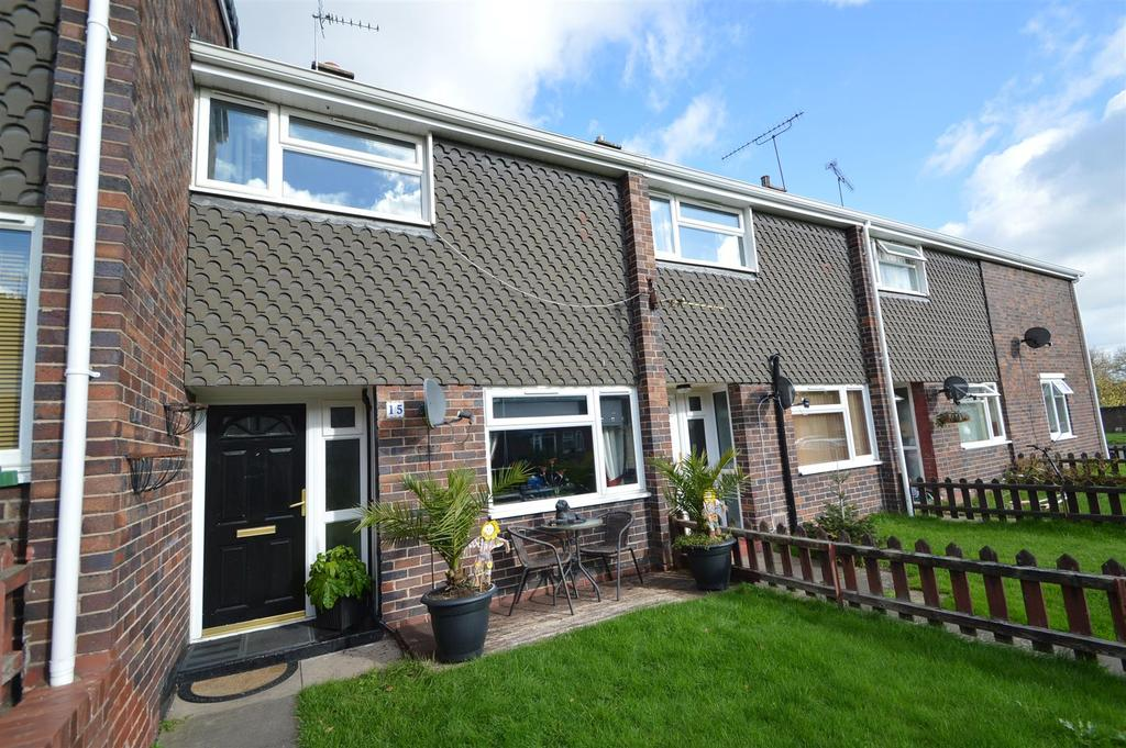 2 Bedrooms Terraced House for sale in 15 Bainbridge Walk, Shrewsbury SY1 3QP