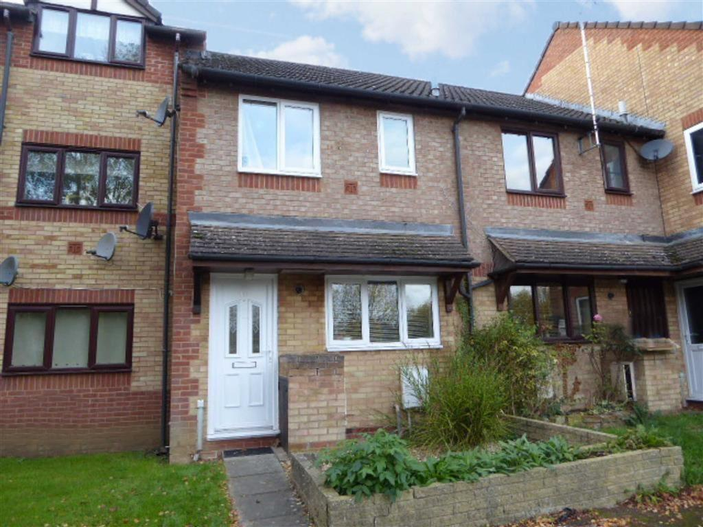 2 Bedrooms Terraced House for sale in Broome Way, Banbury