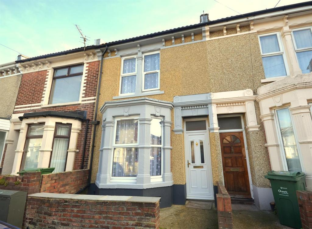 3 Bedrooms Terraced House for sale in Bosham Road, Portsmouth