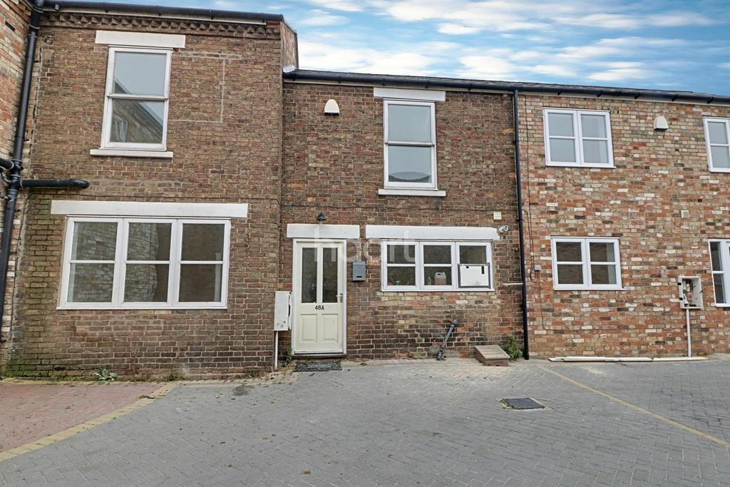 2 Bedrooms Terraced House for sale in Chatteris