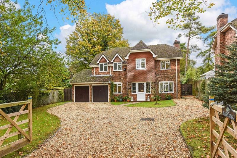 5 Bedrooms Detached House for sale in Sarson Lane, Amport, Andover