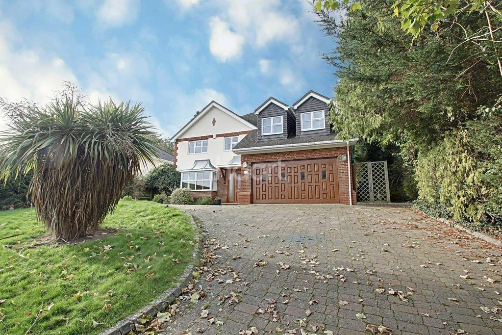 5 Bedrooms Detached House for sale in Abbots Lane, Kenley, CR8