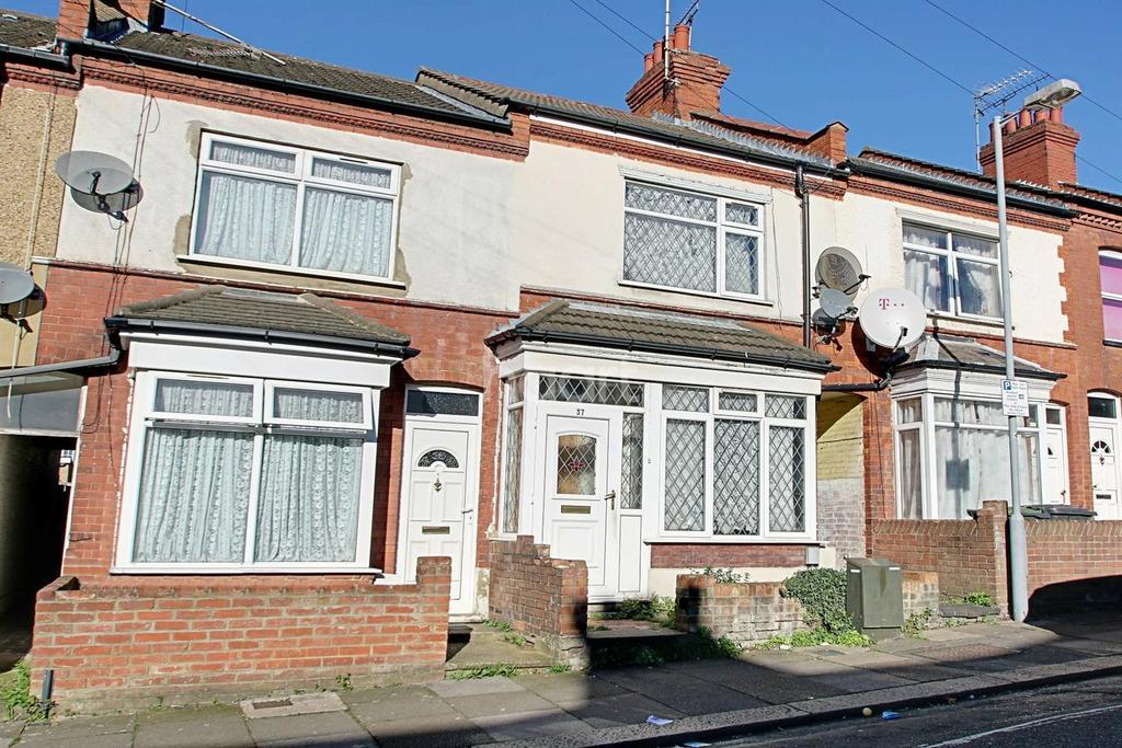 2 Bedrooms Terraced House for sale in Biscot Area