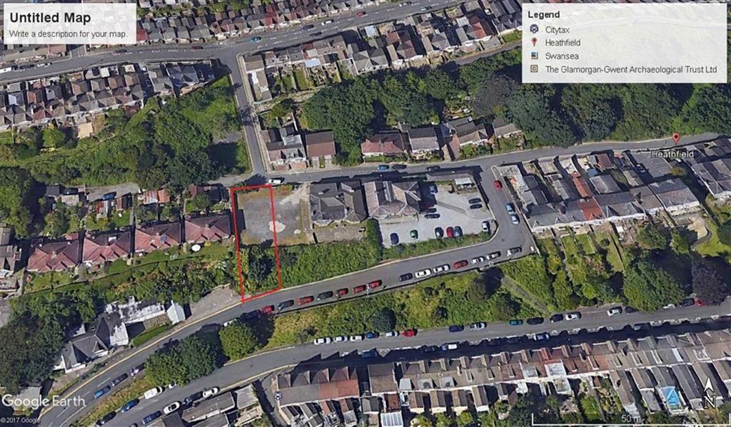 Land Commercial for sale in Heathcliffe Social Club, Heathfield, Swansea, Swansea