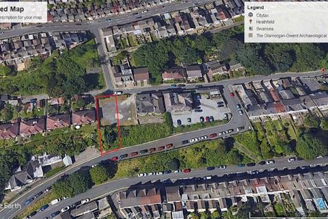 Land for sale - Heathcliffe Social Club, Heathfield, Swansea, Swansea