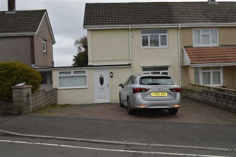 3 bedroom semi-detached house for sale - Briar Dene, Swansea, SA2