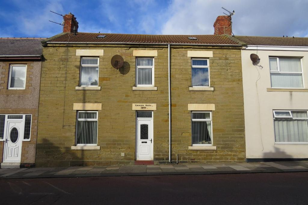 3 Bedrooms Terraced House for sale in High Street, Newbiggin-By-The-Sea