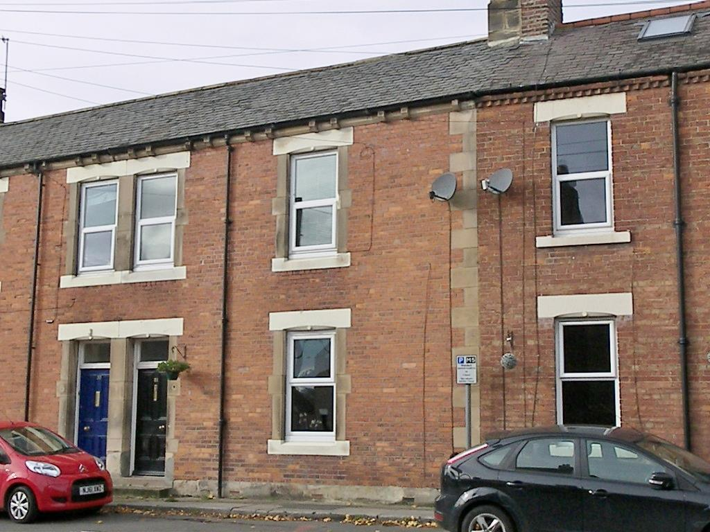 3 Bedrooms Terraced House for sale in Bullers Green, Morpeth