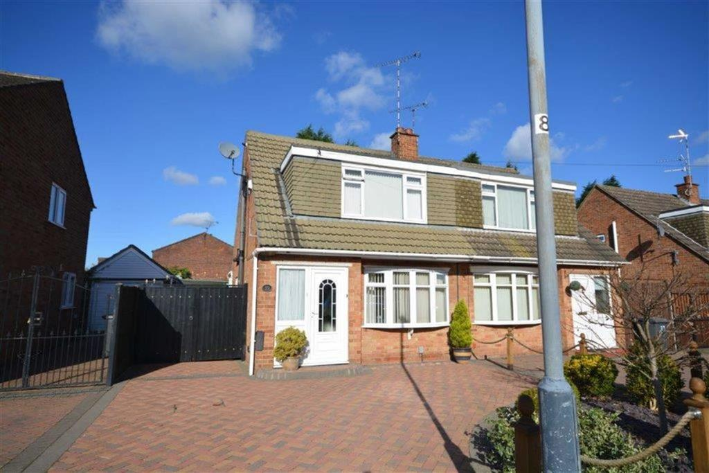 2 Bedrooms Semi Detached House for sale in Delamere Road, Bedworth