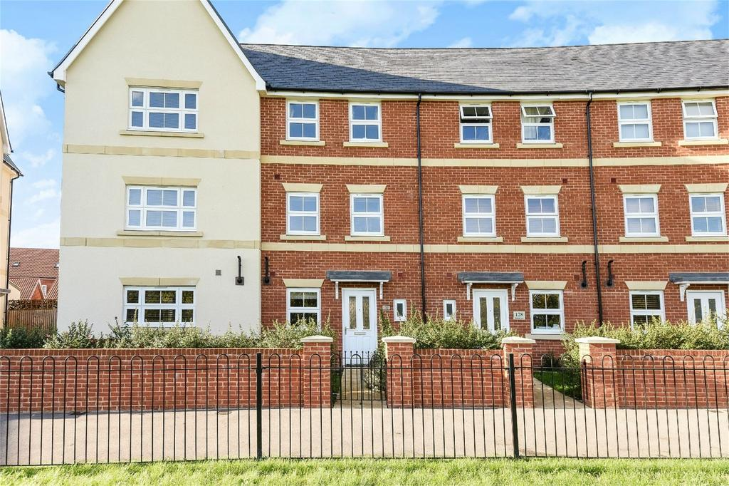 4 Bedrooms Town House for sale in Tinning Way, Eastleigh, Hampshire