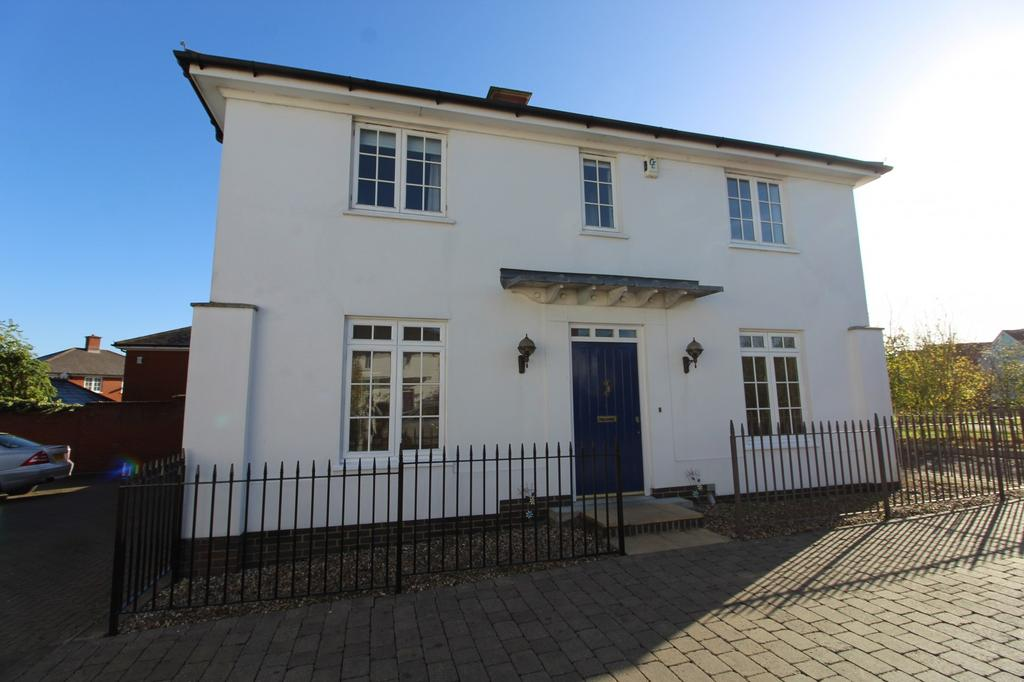 4 Bedrooms Detached House for sale in Bliss Close, Witham, Essex, CM8