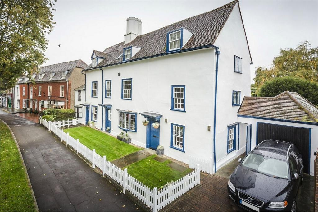 5 Bedrooms End Of Terrace House for sale in Embery House, 98 High Street, Epping, Essex