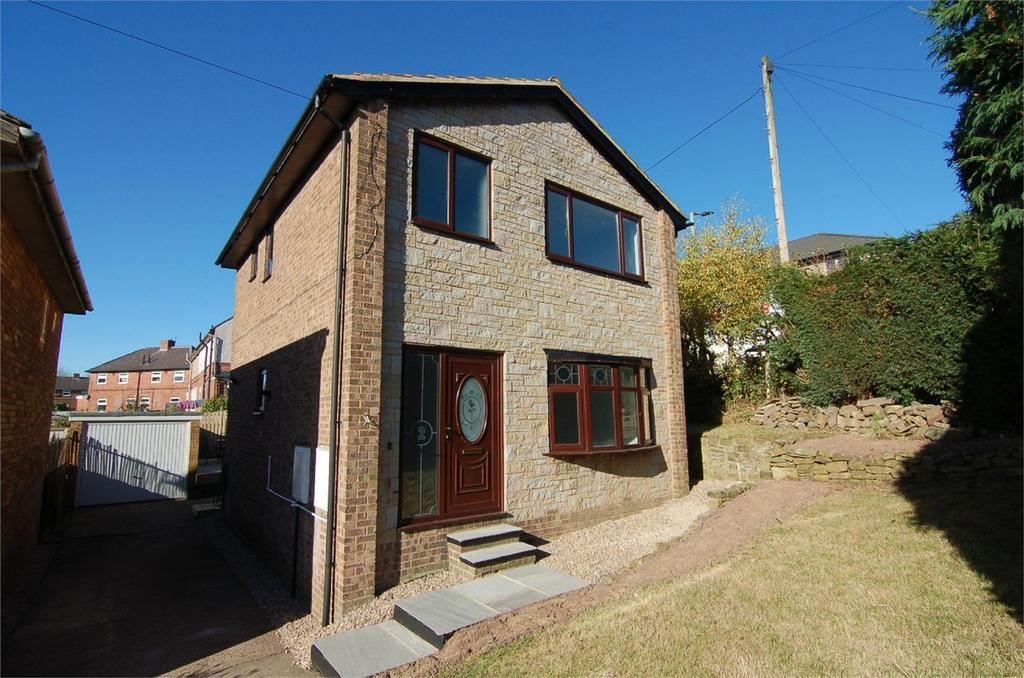 3 Bedrooms Detached House for sale in Zion Drive, Mapplewell, BARNSLEY, South Yorkshire