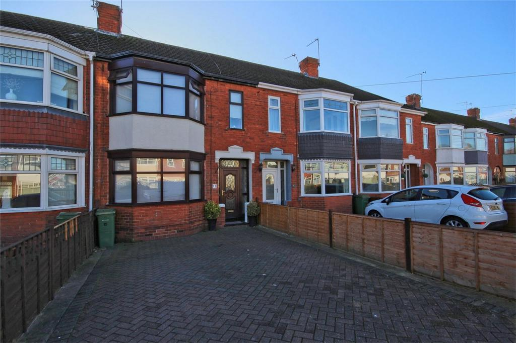 3 Bedrooms Terraced House for sale in Loyd Street, Anlaby, Hull, East Riding of Yorkshire