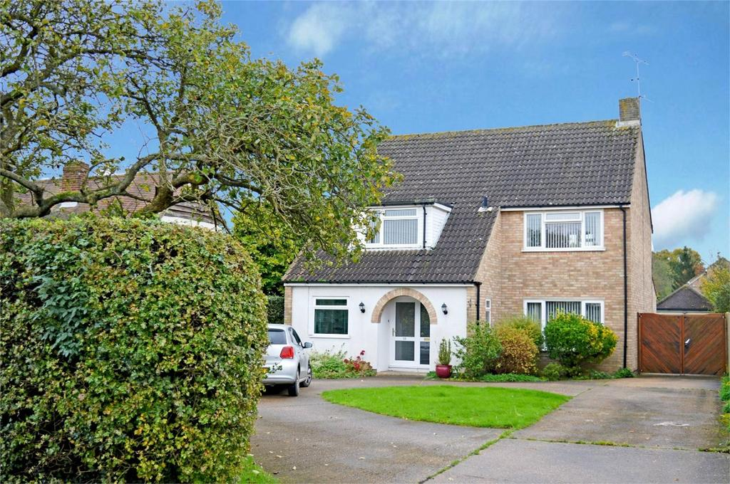 4 Bedrooms Detached House for sale in 18 New Road, Elsenham
