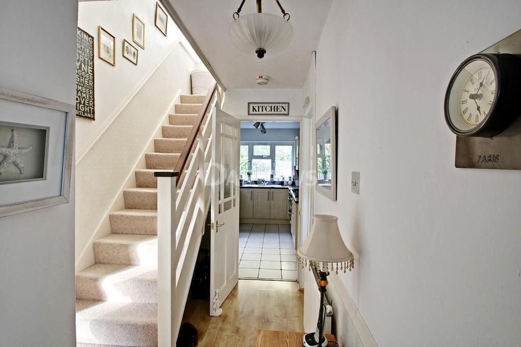 3 Bedrooms Semi Detached House for sale in Coed Lees, Coed Eva