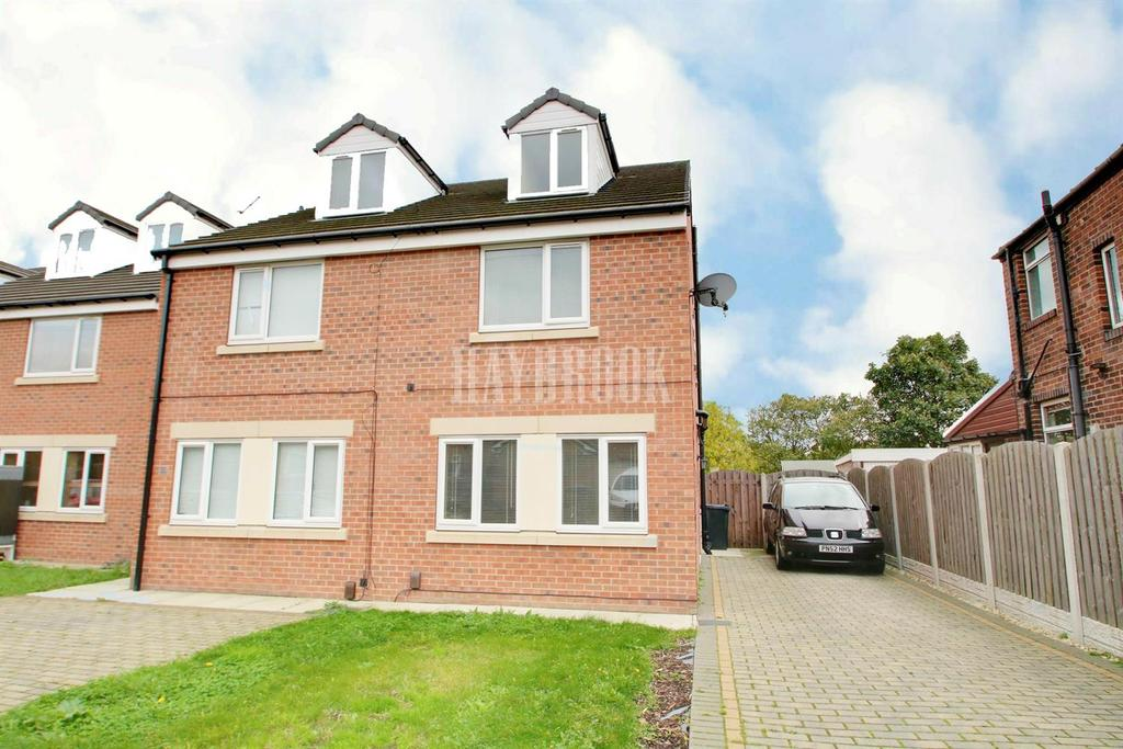 3 Bedrooms Semi Detached House for sale in Clough Street, Masbrough