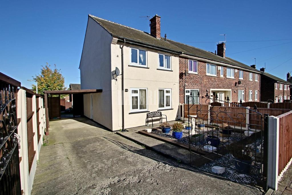 3 Bedrooms End Of Terrace House for sale in Spring Croft, Kimberworth Park