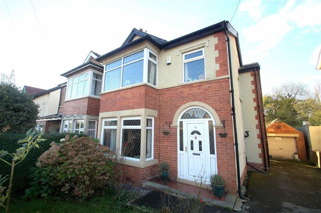 3 Bedrooms Semi Detached House for sale in Temple Gate, Leeds