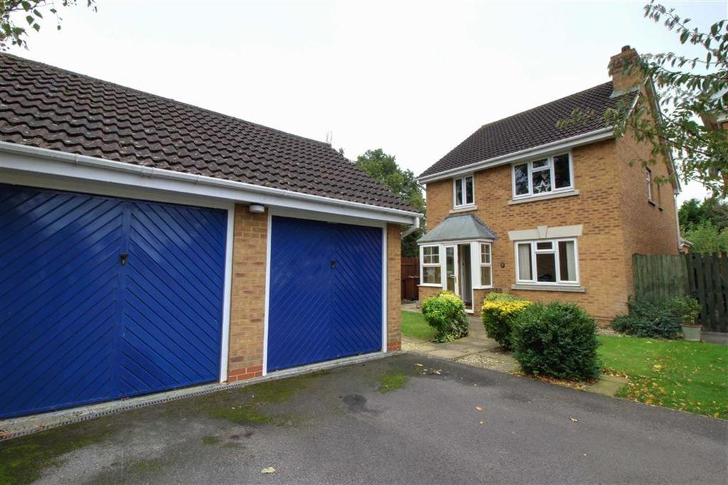 4 Bedrooms Detached House for sale in Appleton Avenue, Cheltenham, Gloucestershire