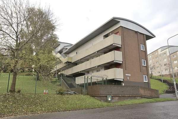 1 Bedroom Flat for sale in Flat 2, 199 Chirnside Place, Hillington, Glasgow, G52 2JT