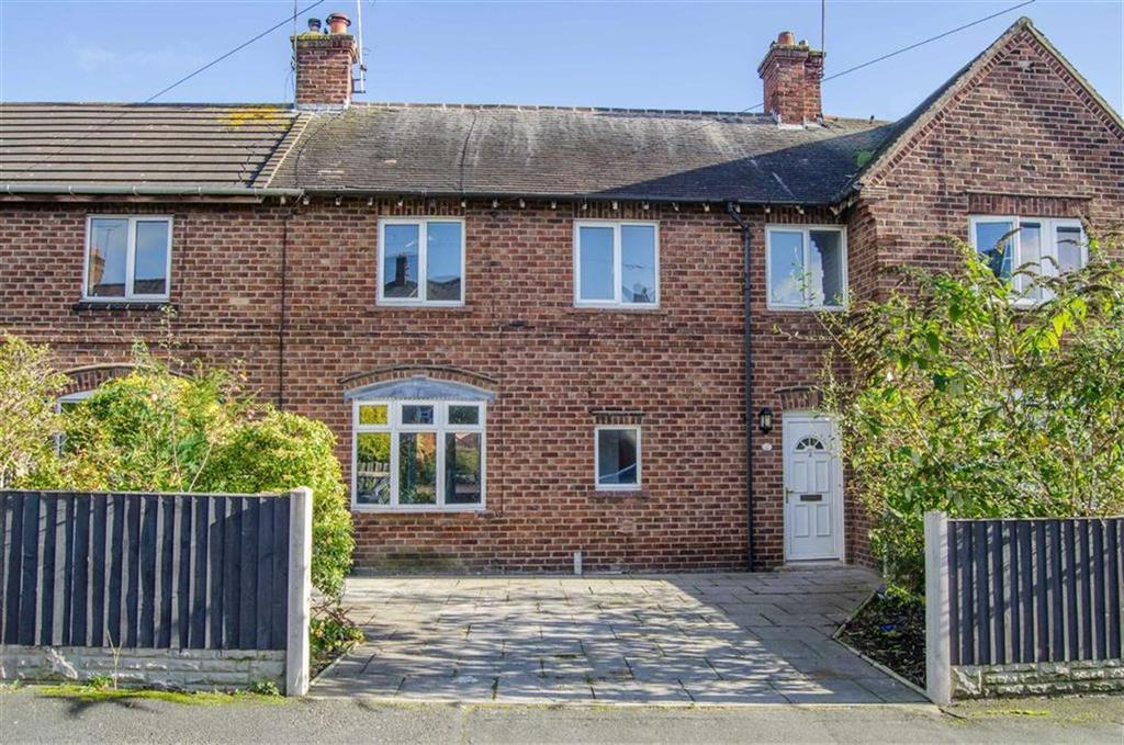 3 Bedrooms Terraced House for sale in Hereward Road, Boughton, Chester, Chester