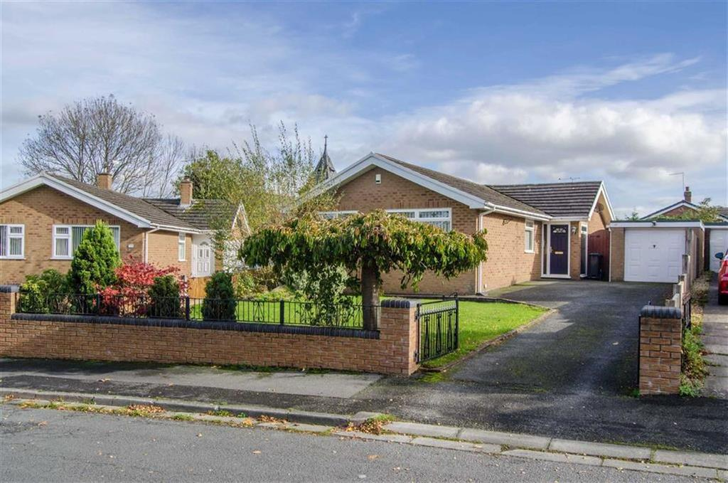 3 Bedrooms Detached Bungalow for sale in Kirkett Avenue, Higher Kinnerton, Chester, Chester