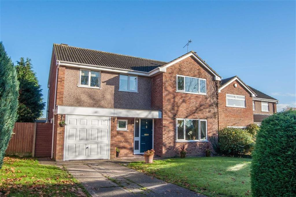 4 Bedrooms Detached House for sale in Lime Tree Drive, Farndon, Chester, Chester