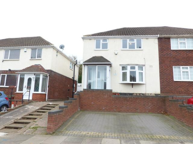3 Bedrooms Semi Detached House for sale in Aldridge Road,Great Barr,Birmingham