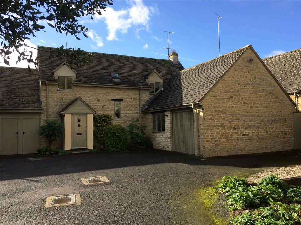 3 Bedrooms Semi Detached House for sale in Castle Yard, Guildenford, Burford, OX18