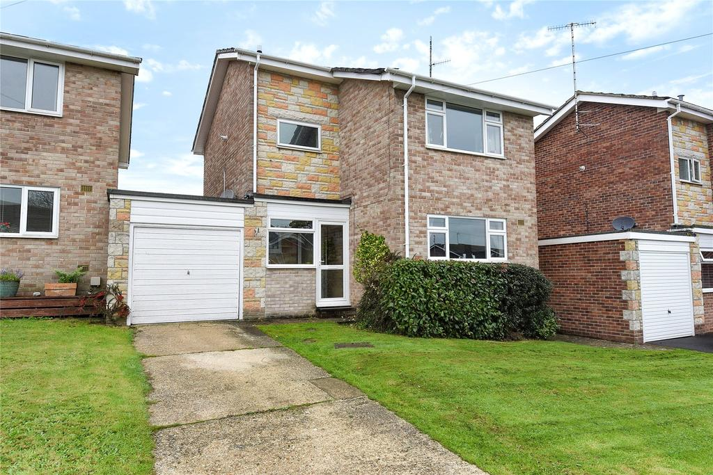 3 Bedrooms Link Detached House for sale in Preston, Weymouth, Dorset
