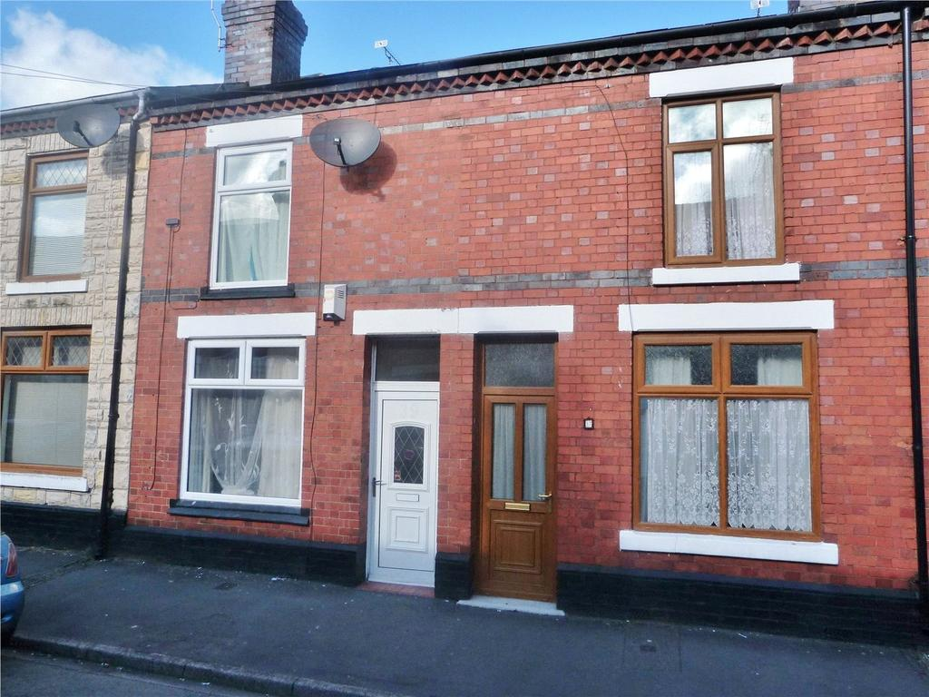 2 Bedrooms Terraced House for sale in Maxwell Street, Crewe, Cheshire, CW2