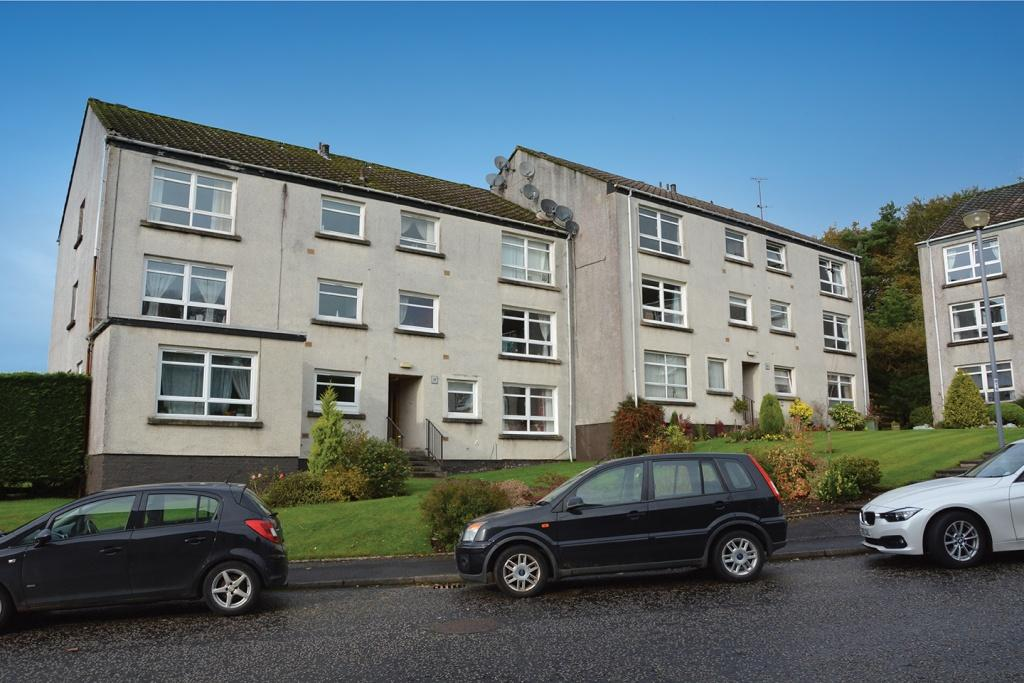 2 Bedrooms Flat for sale in 17E Buchanan Drive, Newton Mearns, G77 6QN
